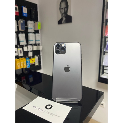 iPhone 11 Pro 256 Gb Space Gray (Серый космос) рст б/у