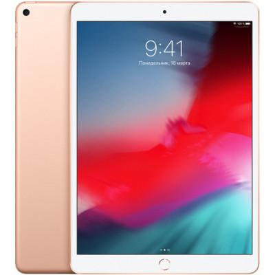 """Apple iPad Air 10.5"""" Wi-Fi + 4G 256Gb Gold"""