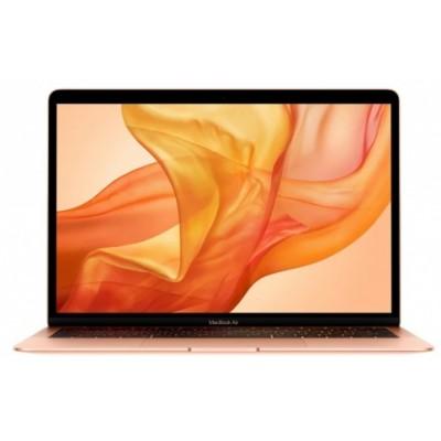 """Ноутбук Apple MacBook Air 13"""" Touch Bar (2020) (MWTL2LL) Gold, Touch ID, Intel Core i3 1.1 ГГц, 8 Гб, SSD 256 Гб, Intel Iris Plus Graphics"""