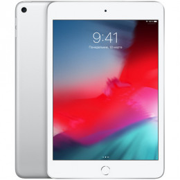 Apple iPad mini 5 Wi-Fi + 4G 256Gb Silver