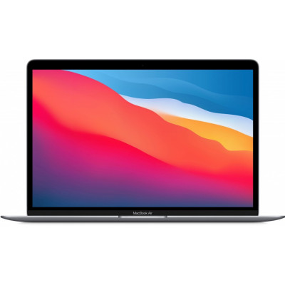 "Ноутбук Apple MacBook Air 13"" M1 (2020) (MGN63LL) Space Grey, Touch ID, M1, 8 Гб, SSD 256 Гб"