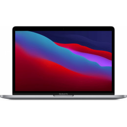 "Ноутбук Apple MacBook Pro 13"" M1 (2020)  (MYD82LL)  Space Gray, Touch ID, M1, 8 Гб, SSD 256Гб"