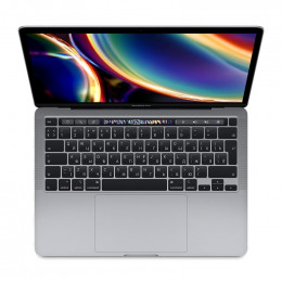 "Ноутбук Apple MacBook Pro 13"" Touch Bar (2020) (MXK32LL) Space Gray, Touch ID, Intel Core i5 1.4 ГГц, 8 Гб, SSD 256Гб, Intel Iris Plus Graphics 645"